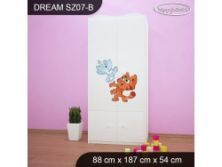 SZAFA DREAM SZ07-B DM25