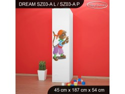 SZAFA DREAM SZ03-A DM26