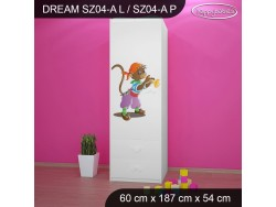 SZAFA DREAM SZ04-A DM26