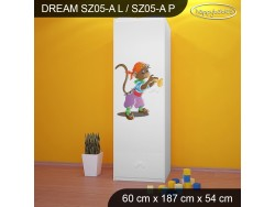 SZAFA DREAM SZ05-A DM26