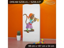 SZAFA DREAM SZ06-A DM26