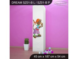 SZAFA DREAM SZ01-B DM26