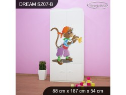SZAFA DREAM SZ07-B DM26
