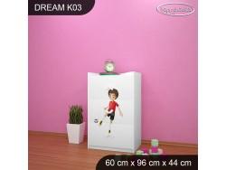 KOMODA DREAM K03 DM27