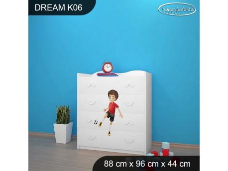 KOMODA DREAM K06 DM27