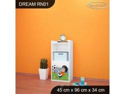 REGAŁ NISKI DREAM-RN01 DM27