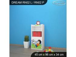 REGAŁ NISKI DREAM-RN02 DM27