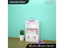 REGAŁ NISKI DREAM-RN08 DM27