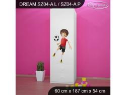 SZAFA DREAM SZ04-A DM27