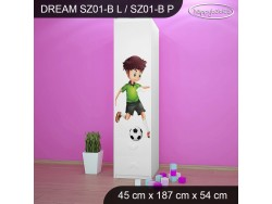 SZAFA DREAM SZ01-B DM27