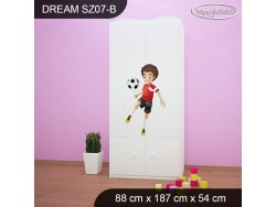 SZAFA DREAM SZ07-B DM27