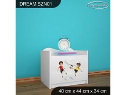 SZAFKA NISKA DREAM SZN01 DM27