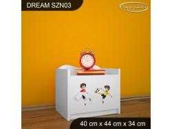 SZAFKA NISKA DREAM SZN03 DM27