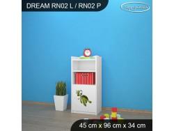 REGAŁ NISKI DREAM-RN02 DM28