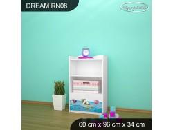 REGAŁ NISKI DREAM-RN08 DM28