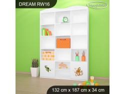 REGAŁ WYSOKI DREAM RW16 DM28