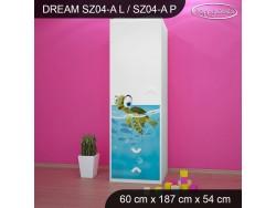 SZAFA DREAM SZ04-A DM28