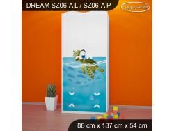 SZAFA DREAM SZ06-A DM28