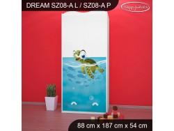 SZAFA DREAM SZ08-A DM28