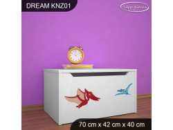 KUFER NA ZABAWKI DREAM KNZ-01 DM29