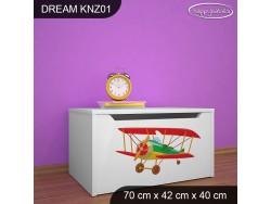 KUFER NA ZABAWKI DREAM KNZ-01 DM30