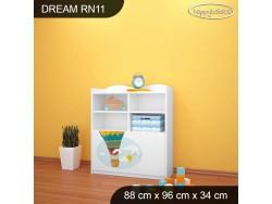 REGAŁ NISKI DREAM-RN11 DM30