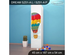 SZAFA DREAM SZ01-A DM30
