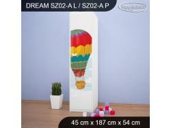 SZAFA DREAM SZ02-A DM30