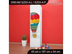 SZAFA DREAM SZ03-A DM30
