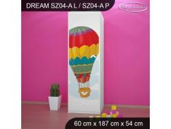SZAFA DREAM SZ04-A DM30
