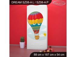 SZAFA DREAM SZ08-A DM30