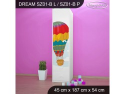 SZAFA DREAM SZ01-B DM30