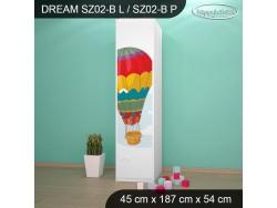SZAFA DREAM SZ02-B DM30