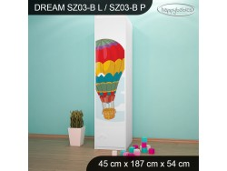 SZAFA DREAM SZ03-B DM30