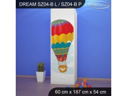 SZAFA DREAM SZ04-B DM30