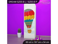 SZAFA DREAM SZ05-B DM30
