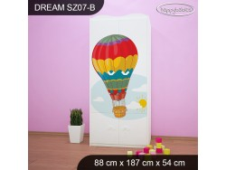 SZAFA DREAM SZ07-B DM30