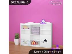 REGAŁ NISKI DREAM-RN16 DM31