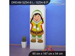 SZAFA DREAM SZ04-B DM31
