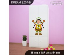 SZAFA DREAM SZ07-B DM31