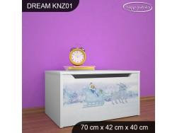 KUFER NA ZABAWKI DREAM KNZ-01 DM32
