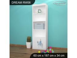 REGAŁ WYSOKI DREAM RW06 DM32