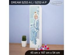 SZAFA DREAM SZ02-A DM32