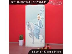 SZAFA DREAM SZ08-A DM32