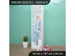 SZAFA DREAM SZ02-B DM32