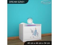 SZAFKA NISKA DREAM SZN01 DM32