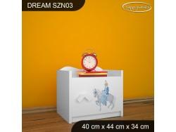 SZAFKA NISKA DREAM SZN03 DM32
