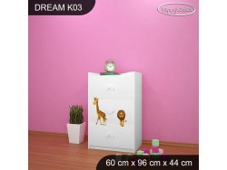 KOMODA DREAM K03 DM33