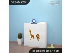 KOMODA DREAM K05 DM33