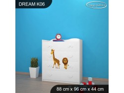 KOMODA DREAM K06 DM33